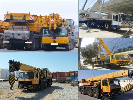 Rent | DIESEL AZ | Sale and rent of construction and agricultural