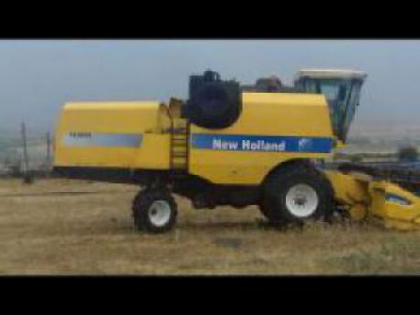New Holland, T5050