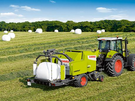 CLAAS, ROLLANT 375RC