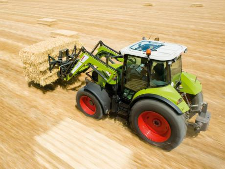 CLAAS, Arion 400