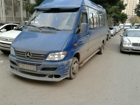 Mercedes - Benz, Sprinter