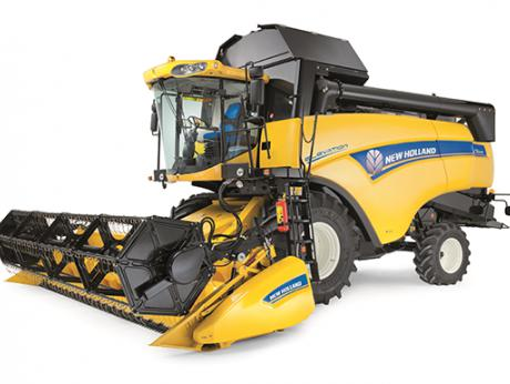 New Holland, CX6090