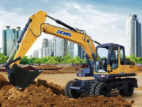 XCMG, XE150WB