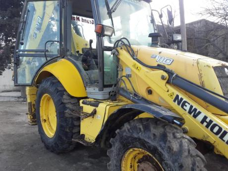 New Holland, 110B