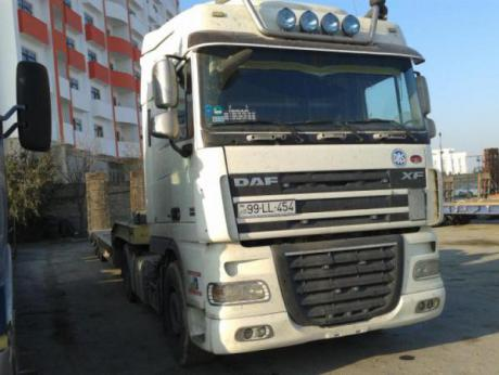 DAF, FT XF 105.460