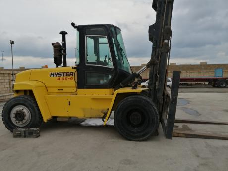 Hyster, 14.00XM-6