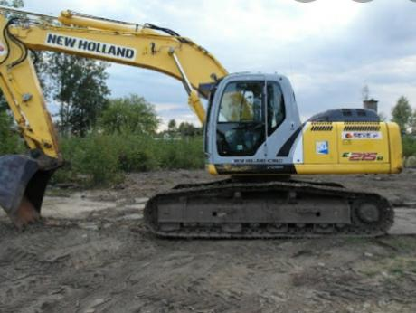 New Holland, E215C